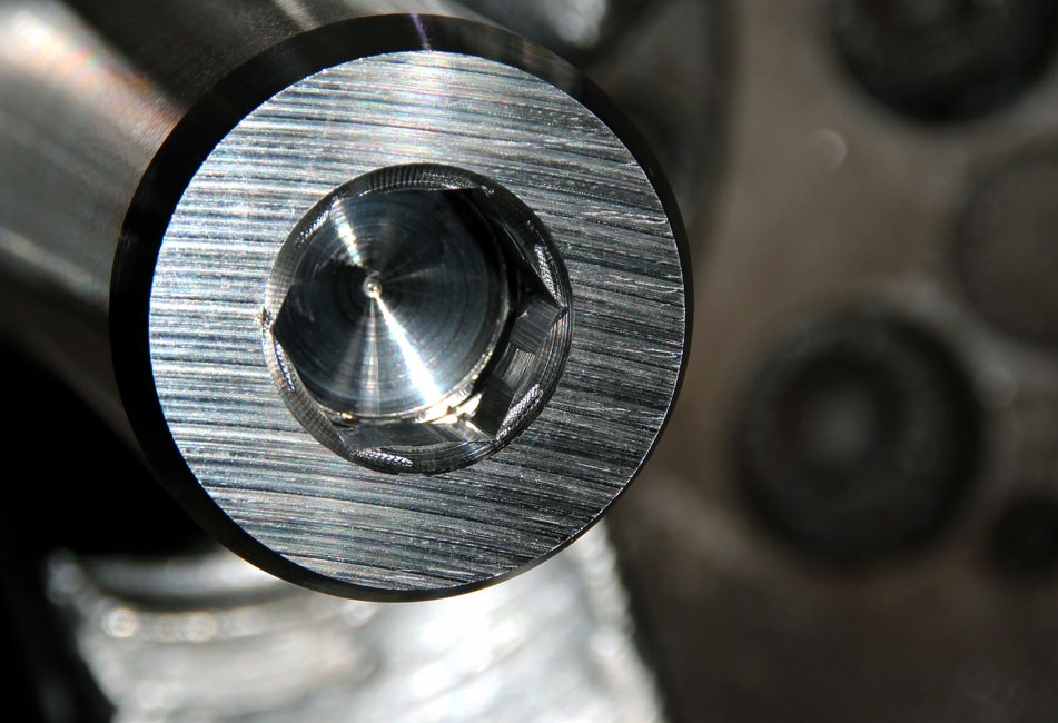 Machining Photo